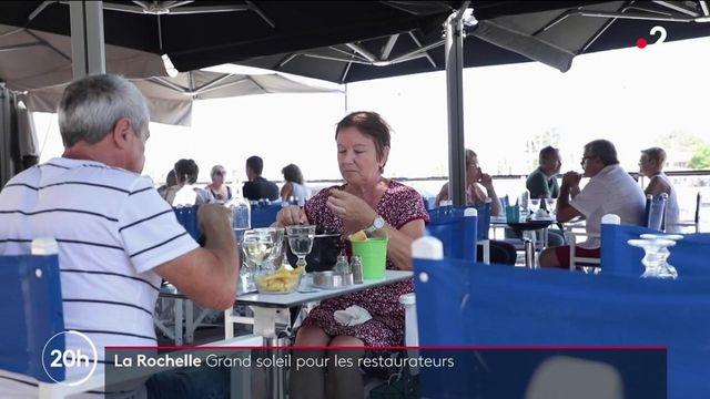 La Rochelle : une reprise d'activité encourageante pour les restaurateurs