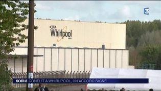 Les salariés de Whirlpool vont reprendre le travail mardi. (FRANCE 3)