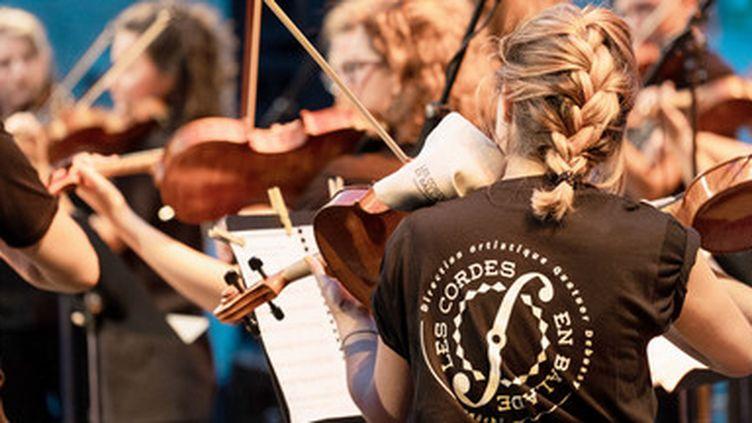 Le festival Cordes en ballade se tient jusqu'au 19 juillet 2020dans les villages d'Ardèche méridionale (Corde en ballade)