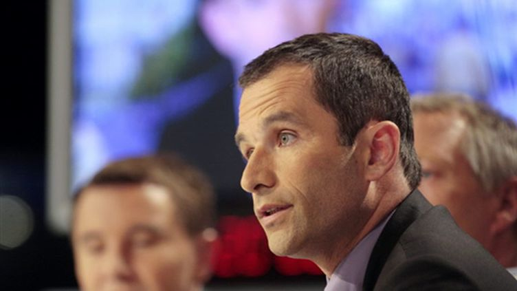 Benoît Hamon (© AFP)