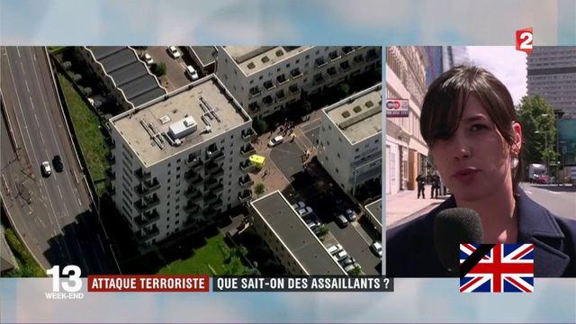 Attaque terroriste : que sait-on des assaillants ?
