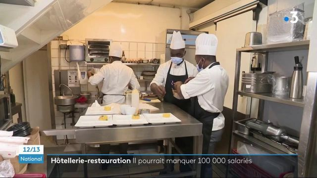 Restauration : près de 100 000 salariés pourraient manquer à l'appel lors de la réouverture des établissements