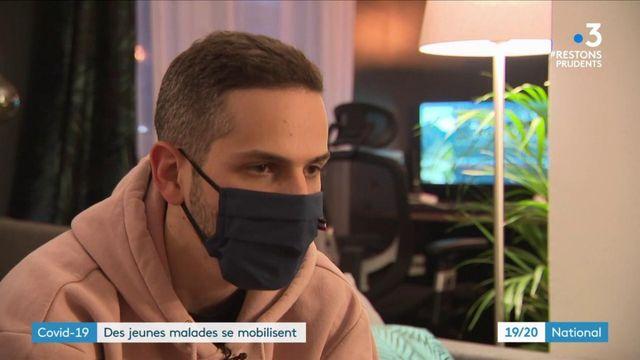 Coronavirus : des jeunes contaminés tentent de sensibiliser aux dangers du virus