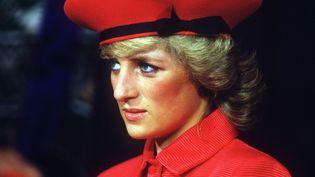 Lady Di, Princesse Diana, 1986....  (SVEN SIMON / PICTURE-ALLIANCE / DPA)