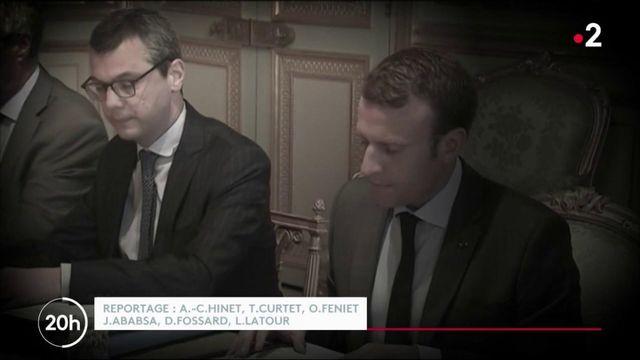 Justice : une lettre d'Emmanuel Macron crée la polémique