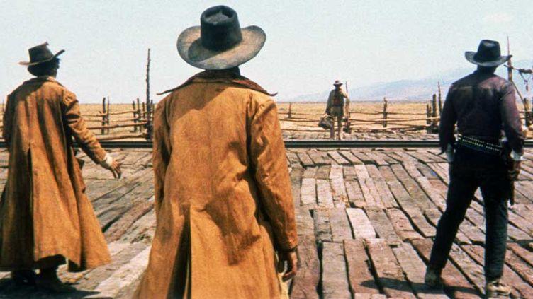 """""""Il était une fois dans l'Ouest"""" de Sergio Leone  ( Splendor Films )"""
