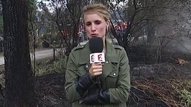 Incendie en Gironde : les pompiers poursuivent leurs efforts