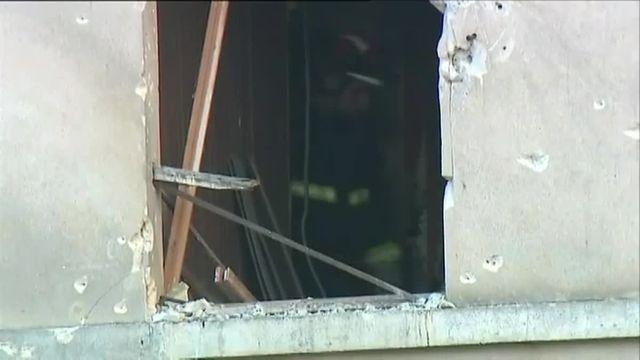 Saint-Denis : les images de l'immeuble troué de balles après l'assaut