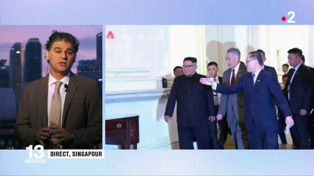 Singapour : le contexte du sommet entre les États unis et la Corée du Nord