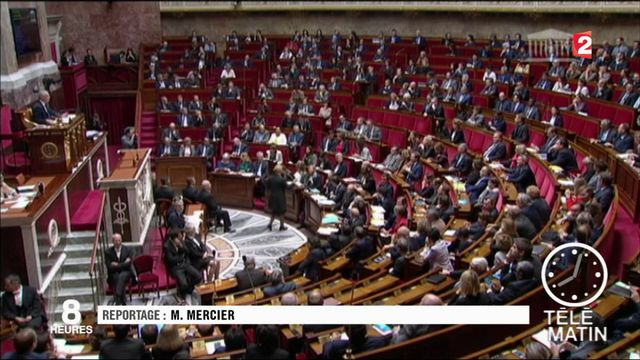 L'Assemblée nationale vote la hausse de la CSG