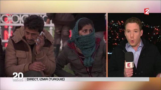 La Turquie, au coeur de la crise migratoire