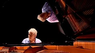 Monty Alexander, pianiste de jazz aux origines Jamaïcaines  (France3 / Culturebox)