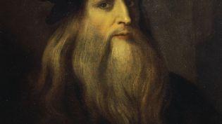 Leonard de Vinci, autoportrait. (DEA / BARDAZZI / DE AGOSTINI EDITORIAL)