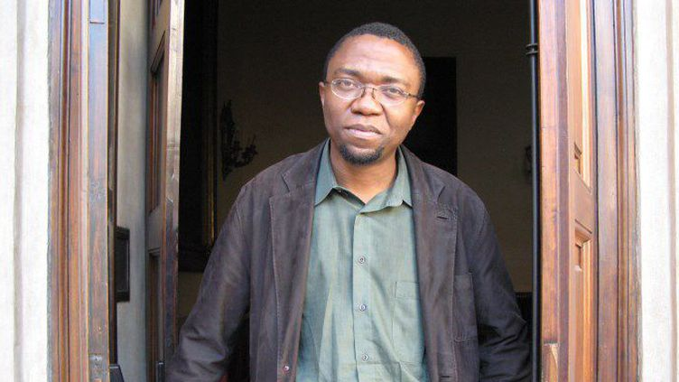 L'écrivain camerounais Patrice Nganang à Turin en Italie, en juillet 2017. (AFP/ Leonardo Cendamo)