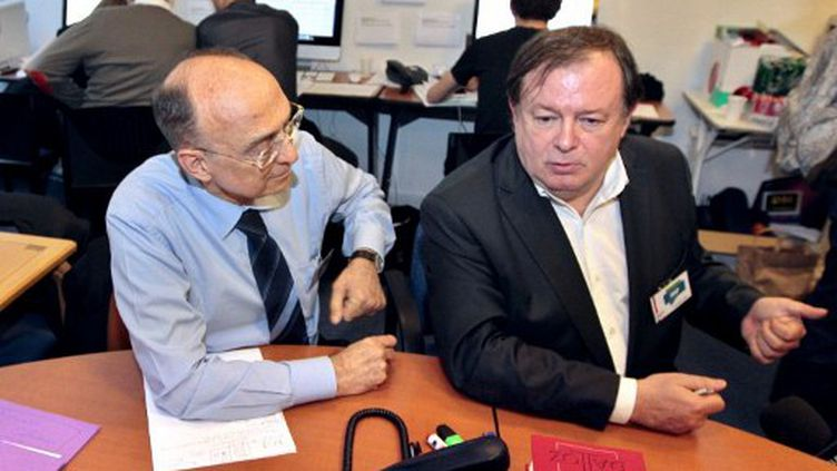 """Jean-Pierre Mignard, un des signataires de la tribune du """"Nouvel Observateur"""" (JACQUES DEMARTHON / AFP)"""