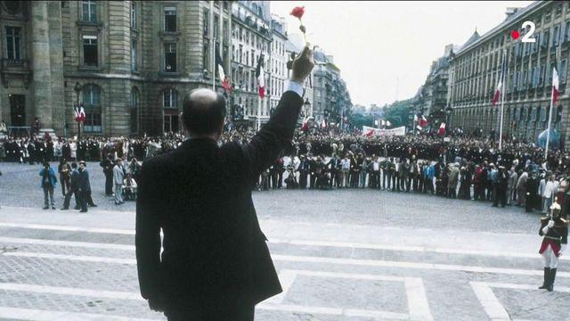 10 mai 1981 : le jour où François Mitterrand est élu