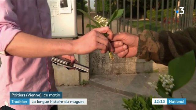 D'où vient la tradition d'offrir du muguet le 1er-Mai ?