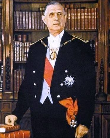 Charles de Gaulle  (Jean-Marie Marcel)