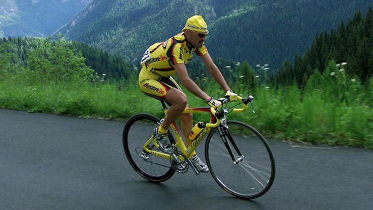 Marco Pantani (FRANCK FIFE / AFP)