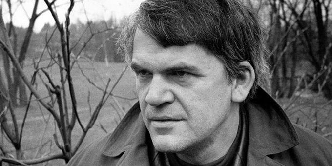 Milan Kundera en 1973  (AFP)