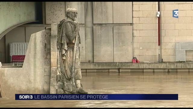 Inondations : comment le bassin parisien se protège