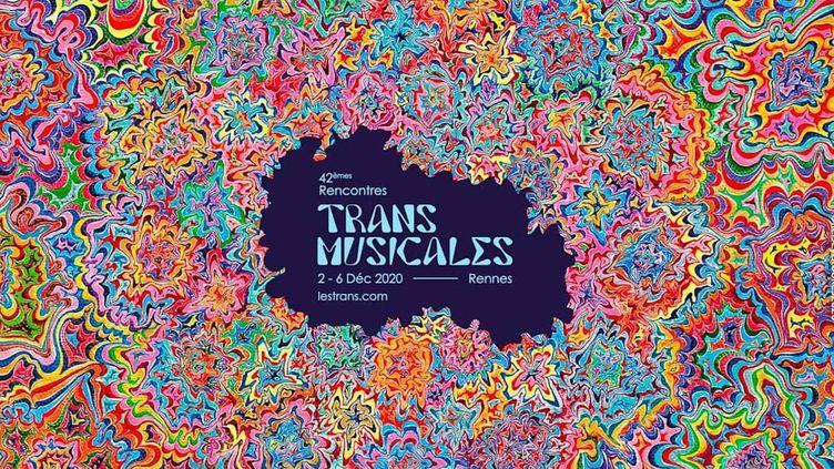 Le visuel de l'édition 2020 réalisé par l'artiste américain Kelsey Brookes. (Kelsey Brookes)