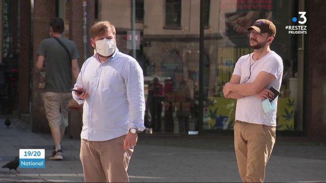 Déconfinement : des maires imposent le port du masques dans les espaces fréquentés