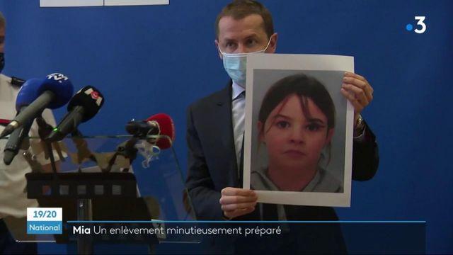 Enlèvement de Mia : le profil inquiétant des ravisseurs présumés