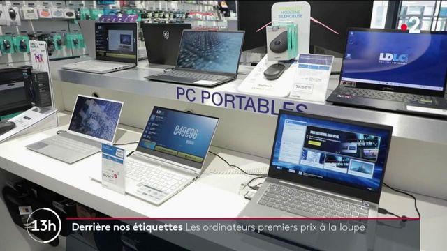 Derrière nos étiquettes : zoom sur les ordinateurs portables et téléphones à bas prix