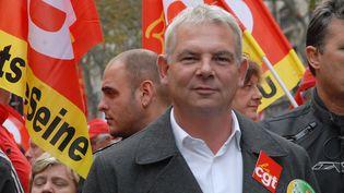 Thierry Lepaon, le 16 octobre 2014 à Paris. (PATRICE PIERROT / CITIZENSIDE / AFP)