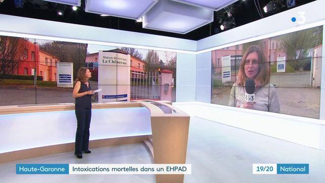 Haute-Garonne : intoxications mortelles dans un Ehpad
