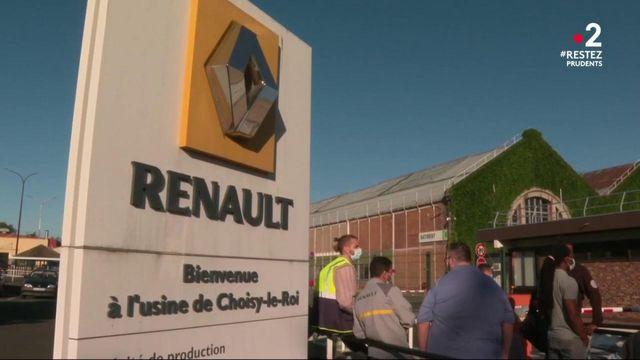 Automobile : Renault veut réaliser deux milliards d'euros d'économies sur trois ans