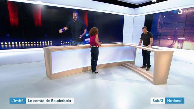 Humour : le comte de Bouderbala présente son deuxième spectacle