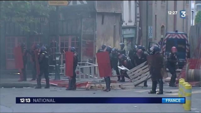 Rennes : le rassemblement de vendredi a dégénéré