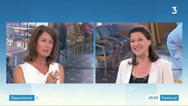 """Ehpad : """"Plusieurs milliers de postes seront créés"""", annonce Agnès Buzyn"""