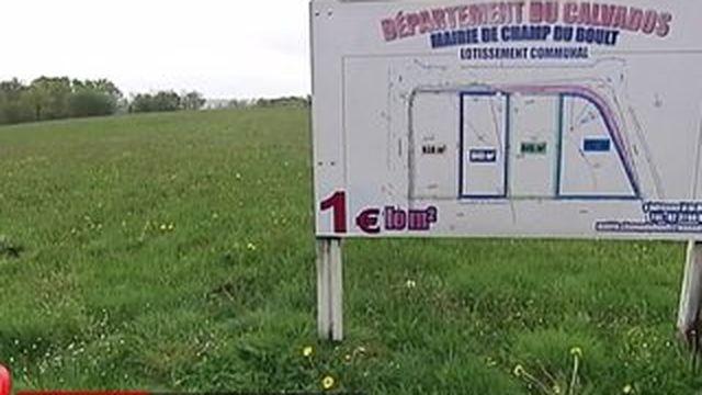 En Normandie, des maires soldent leurs terrains