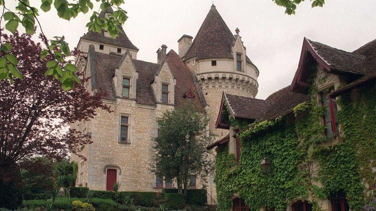 Le château des Milandes, en Dordogne  (GINIES/SIPA)