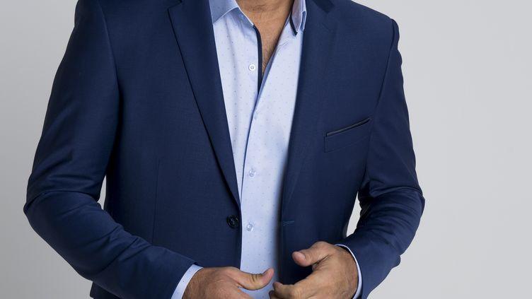 Rai, l'ancien joueur du PSG et capitaine de la Seleçao, ambassadeur France Télévisions pour les Jeux Olympiques de Rio 2016 (NATHALIE GUYON)