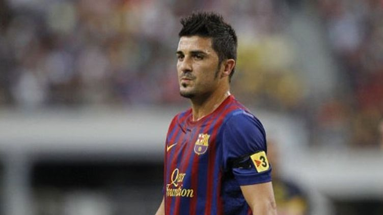 David Villa - Espagne 2010