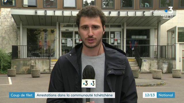 Dijon : coup de filet au sein de la communauté tchétchène