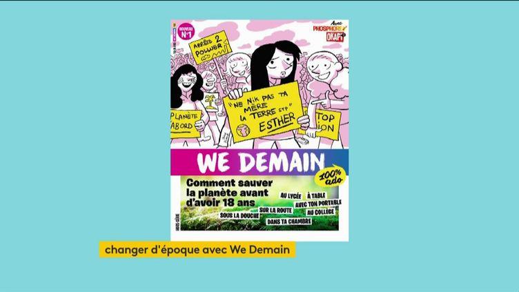 """We Demain"" 100% ado (FRANCEINFO)"