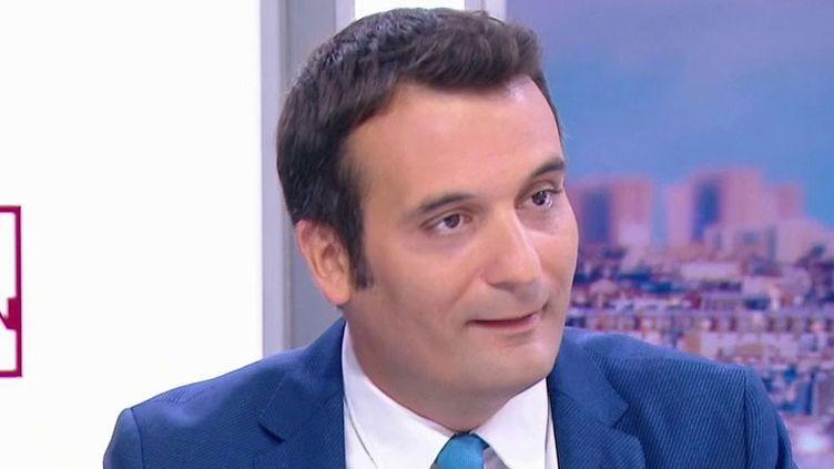 Florian Philippot (France 2)