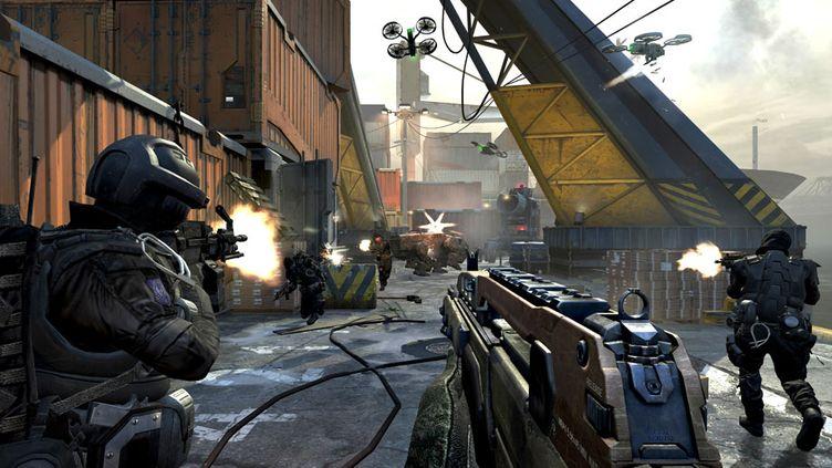 """Capture d'écran du jeu vidéo """"Call of Duty : Black Ops II"""". (ACTIVISION / TREYARCH)"""
