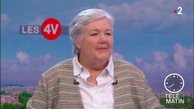 """Pour Jacqueline Gourault, """"les Français ne comprennent pas pourquoi"""" la grève SNCF continue"""