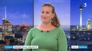 Mathilde Panot (LFI) (France 3)