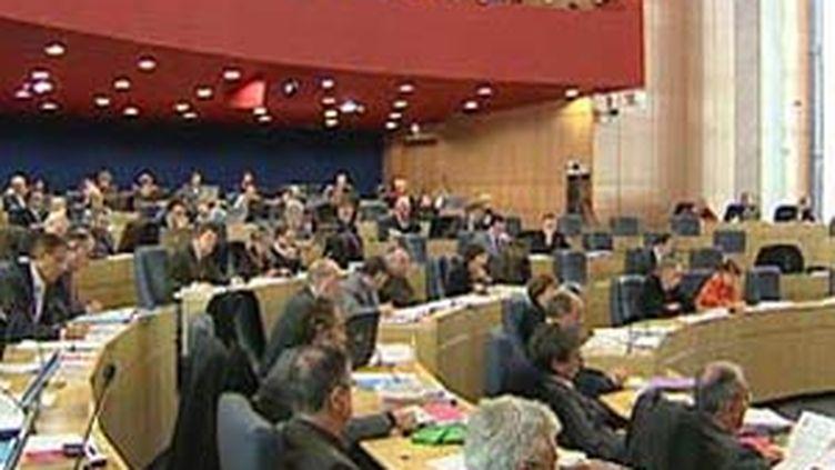 Le conseil général de Seine-Maritime (France 3 Normandie)