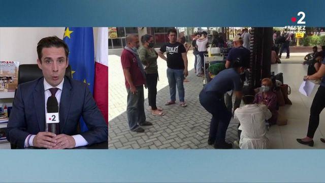 Transport routier : Jean-Baptiste Djebarri s'exprime sur les mesures mises en place