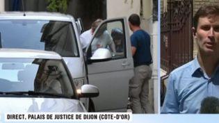 Le grand-oncle du petit Grégory, Marcel Jacob, a été mis en examen pour séquestration par le juge d'instruction chargée de cette affaire. (FRANCE 2)