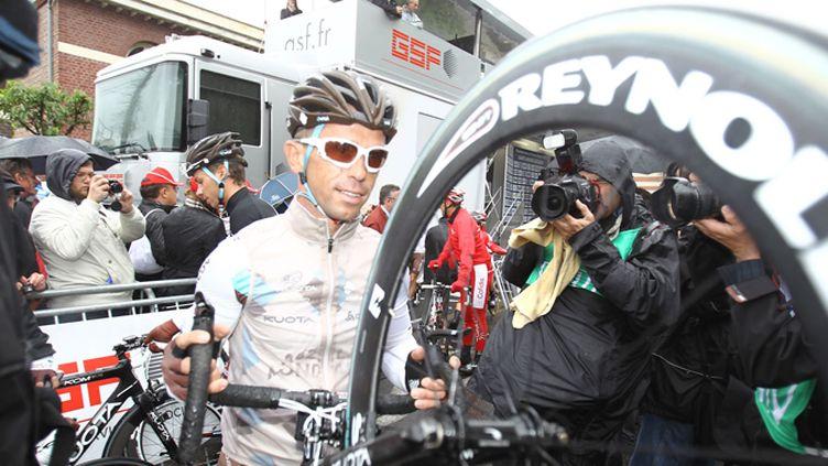 Jimmy Casper (AG2R-La Mondiale) (HASLIN / MAXPPP)