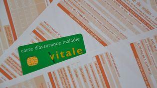 La base de données prévue par la loi de santé devrait rassembler les informations contenues dans les feuilles de soins de l'Assurance maladie, les fiches d'hospitaliation ou encore les données récoltées par les assureurs de santé. (CITIZENSIDE/GERARD BOTTINO)